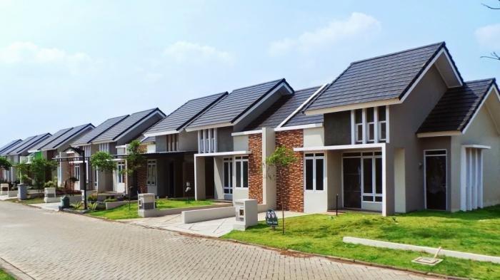 Ini Rumah yang Mendapat Kelonggaran Pembayaran Uang Muka 0 Persen dari Bank