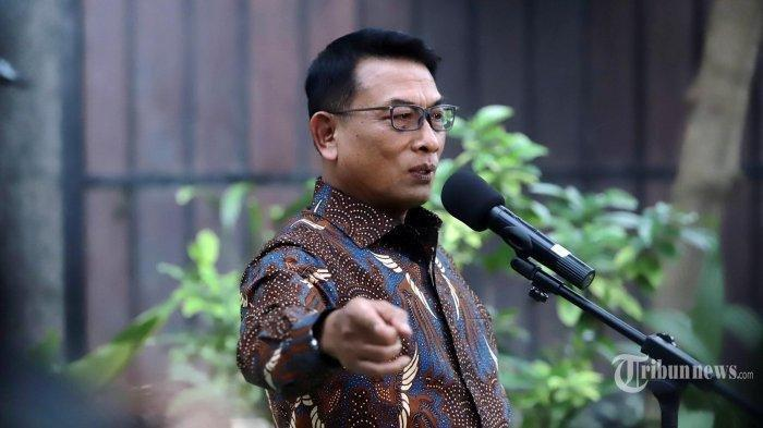 Sosok Moeldoko, Pekerja Keras Sejak Kecil hingga Berhasil Menjadi Panglima TNI