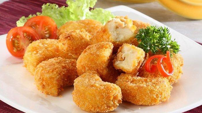 Coba Resep Nugget Sosis Makaroni, Rasanya Mantap, Buatnya Mudah