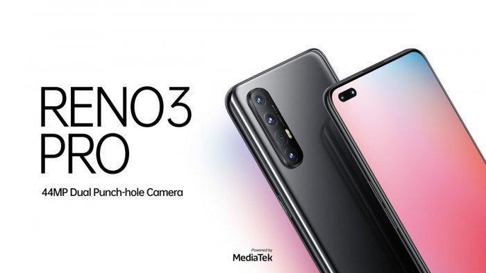 Oppo Reno3 Pro, Salah Satu Hape Canggih di Tahun 2020
