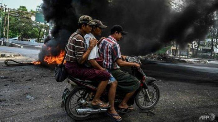 9 Orang Tewas Ditembak Aparat Keamanan Myanmar, Total 320 Orang Meninggal Sejak 1 Februari 2021