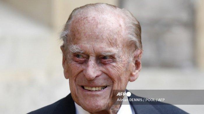 SOSOK Pangeran Philip yang Meninggal di Usia 99 Tahun, Putra Pangeran Yunani