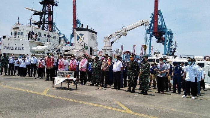 Menhub Budi Karya Sumadi Ucapkan Syukur Atas Penemuan CVR Sriwijaya Air SJ182