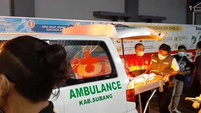 Isak Tangis Warnai Kepulangan Korban Kecelakaan di Sumedang, Keluarga Berjejer di Halaman Rumah