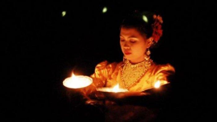 Mengenal Tari Lilin Asal Minangkabau, Terinspirasi dari Perempuan yang Mencari Cincin Tunangan