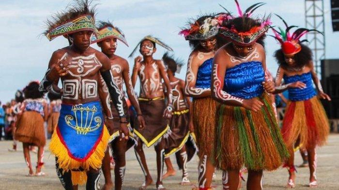 Tari Musyoh, Tarian Melepas Arwah dan Mengusir Roh Asal Papua