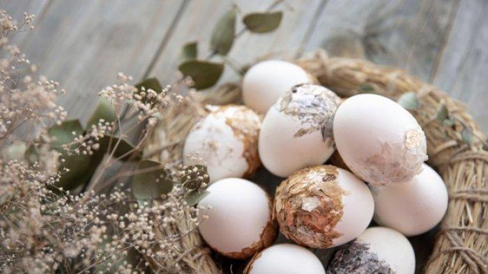 Hari Raya Paskah Identik dengan Telur, Bisa Dihias dengan Cat Maupun Disajikan dalam Bentuk Cokelat