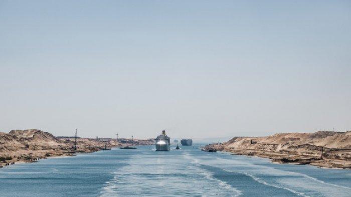 Terusan Suez, Jalur Paling Penting Bagi Perdagangan Dunia, Sempat Mengundang Kritik Saat DIbangun