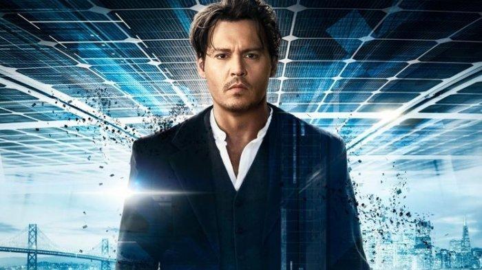SINOPSIS Film Transcendence, Johnny Depp Membuat Mesin Kehidupan yang Menuai Polemik