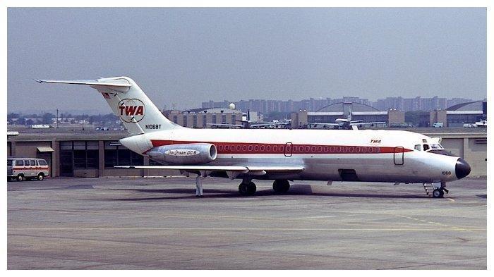 Tragis, Pesawat TWA Flight 553 Bertabrakan dengan Pesawat Beechcraft Baron, Terjadi 54 Tahun Lalu