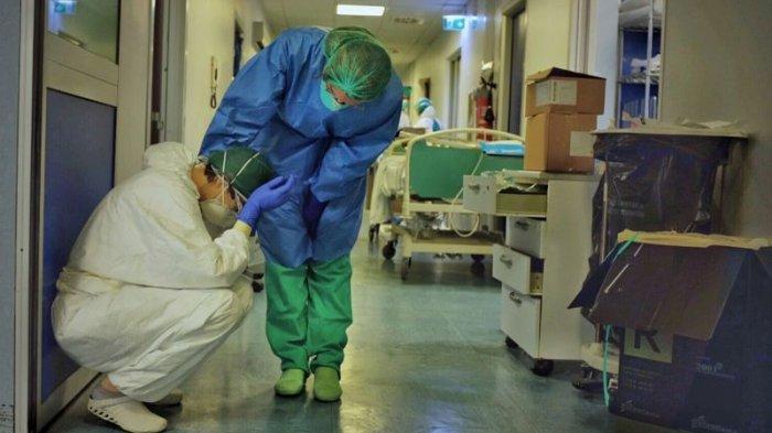 Dalam Sehari 1.021 Warga Amerika Tewas karena Virus Corona