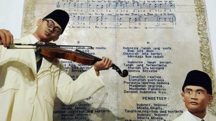 Dapat Gelar Pahlawan Nasional dan Menciptakan Indonesia Raya, Siapa Wage Rufold Soepratman?