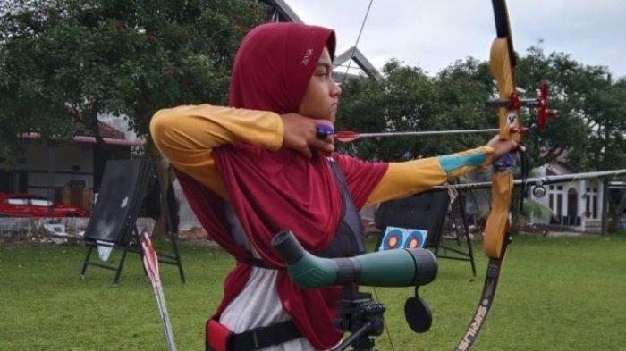 Ean Sintanta Ginting,Atlet Panahan Kota Medan, Berambisi Pada PON 2024