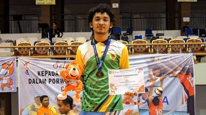 Imam Ramadan Ritonga, Atlet Bola Voli Yang Akan Berlaga di PON ke-20 Papua