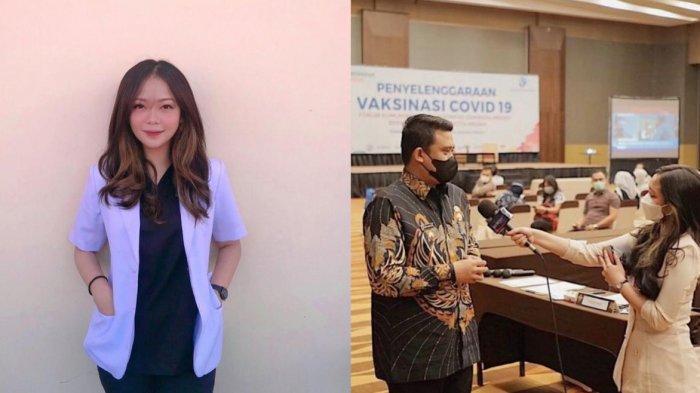 Stephanie Santira Pandia, Dokter Gigi Yang Jatuh Hati Dengan Dunia Jurnalis