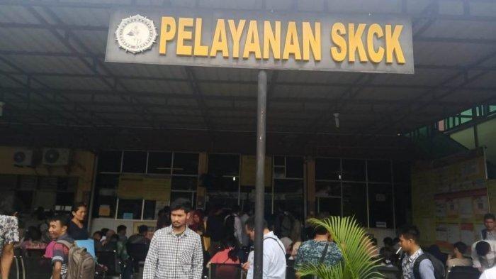 Cara Mudah Urus SKCK di Polrestabes Medan