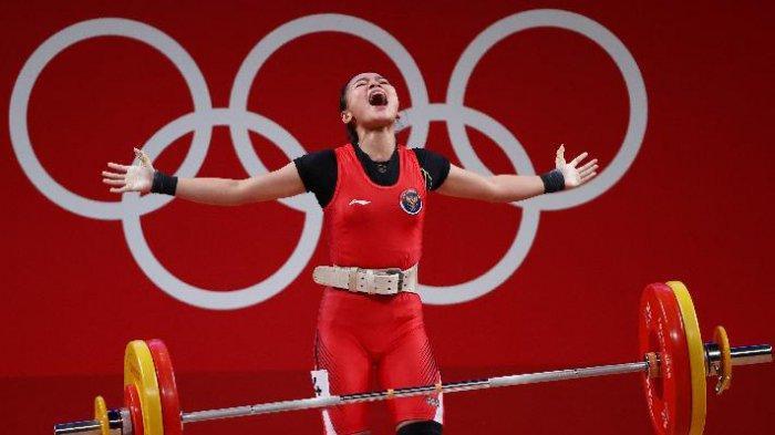 Yolanda Putri, Atlet Angkat Besi Sumut, Mengenal Olahraga Angkat Besi Saat Masih SD