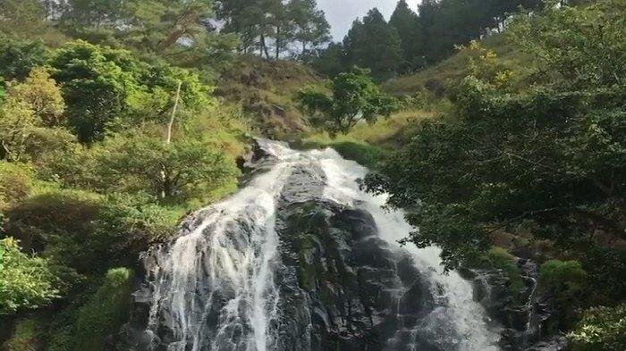 Air Terjun Erfrata Kepingan Surga Indonesia