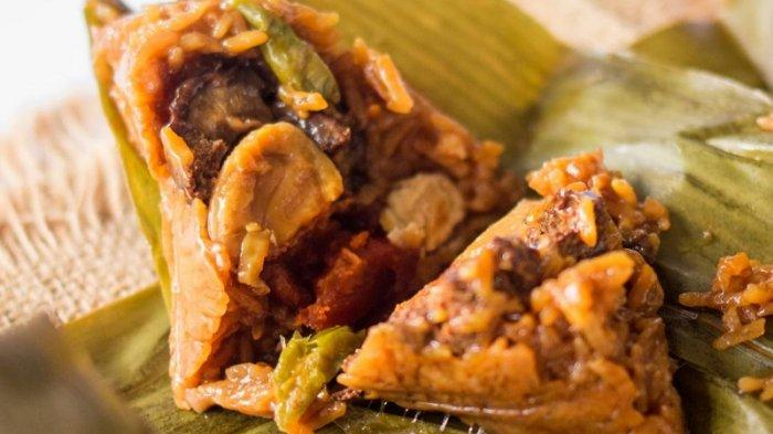 Mencicipi Bakcang yang Halal, Panganan Tradisional khas Tionghoa Ini Bisa Ditemukan di Medan