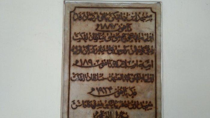 Masjid Raya Kota Binjai Telah Berusia 129 Tahun, Bukti Peninggalan Kesultanan Langkat