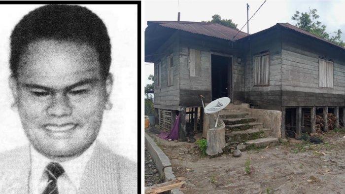 Rumah Kayu Tempat Lahirnya Cornel Simanjuntak di Siantar, Pencipta Lagu Patriotik Indonesia