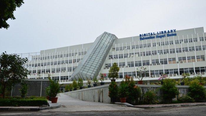 Perpustakaan Universitas Negeri Medan