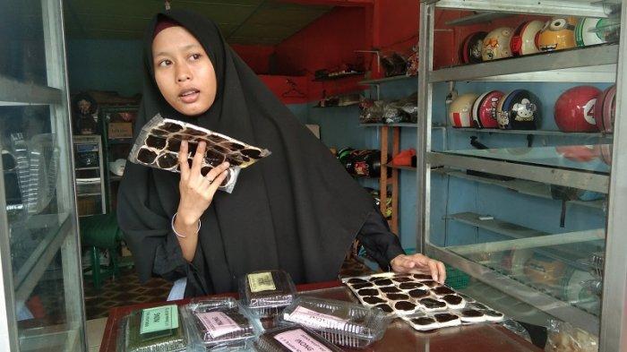 Dodol khas Tanjung Pura Jadi Buah Tangan Favorit Wisatawan yang Berkunjung ke Kabupaten Langkat
