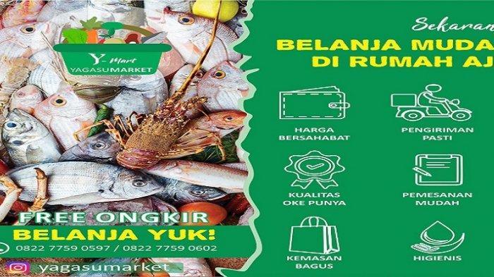Yagasu Aceh Ciptakan Yagasu Mart Guna Penuhi Kebutuhan Dapur Berkualitas Secara Online