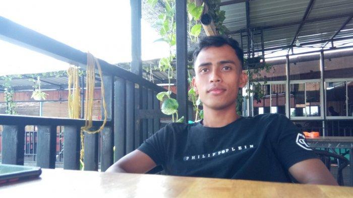 Frans Rosefel Hutajulu, Atlet Tinju Sumut, Ingin Ajak Adiknya Mencari Sang AyahJika Raih Emas di PON