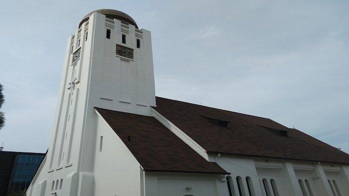 Gereja Protestan Indonesia Bagian Barat (GPIB) Immanuel Medan