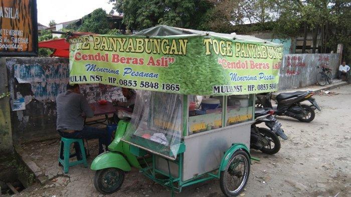 Toge Penyambungan Khas Tapsel di Kota Medan