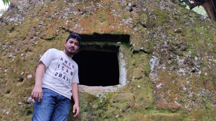 Goa Kemang di Desa Duritani Sibolangit, Dipercaya Banyak Simpan Cerita Mistis