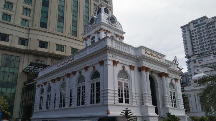 Melihat Lebih Dekat Balai Kota Lama Medan, Bangunan Peninggalan Kolonial Belanda