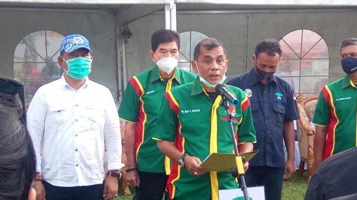 Eddy Sibarani, Ketua KONI Medan, Pernah Jadi Atlet Olahraga Tinju
