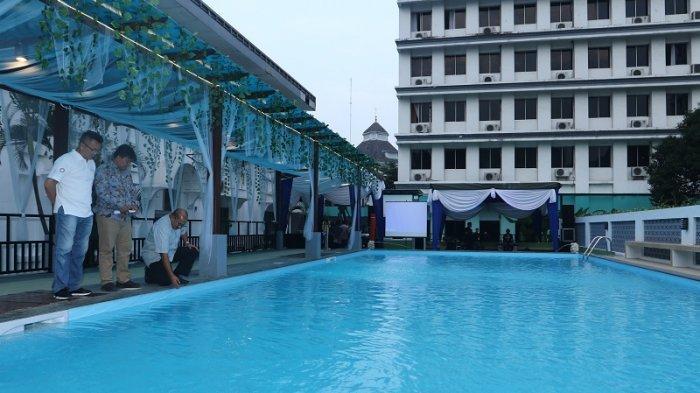 Sembilan Manfaat Berenang di Kolam Air Asin Hotel Grand Inna Medan untuk Kesehatan Tubuh