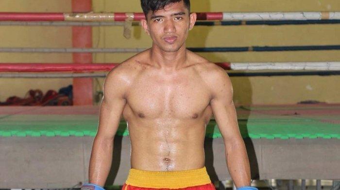 Atlet Wushu Sanda, Manuel Prima Siahaan, Ingin Tunjukkan Jadi Atlet Juga Bisa Sukses
