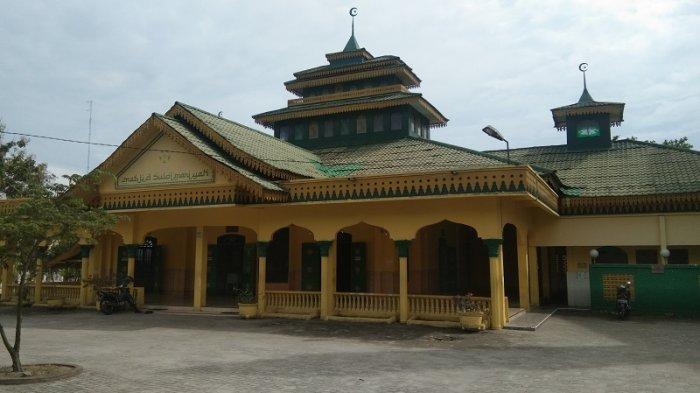 Masjid Sulaimaniyah, Serdang Bedagai, Sumatera Utara