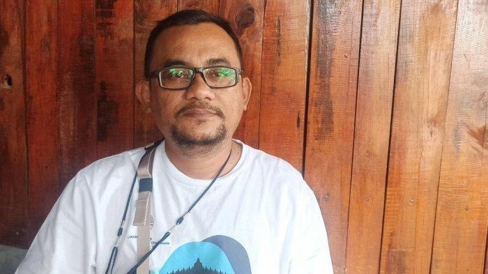 Patrick Lumbanraja, Putra Daerah yang Kembali ke Balige Bangun Bank Sampah