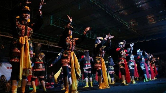 Tarian Angguk, Hiburan Rakyat Desa Kolam, Kental Unsur Mistis dan Budaya Eropa