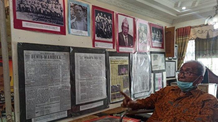 Museum Perjuangan Pers, Simpan Ratusan Arsip Koran dan Tokoh Pejuang Jaman Kemerdekaan