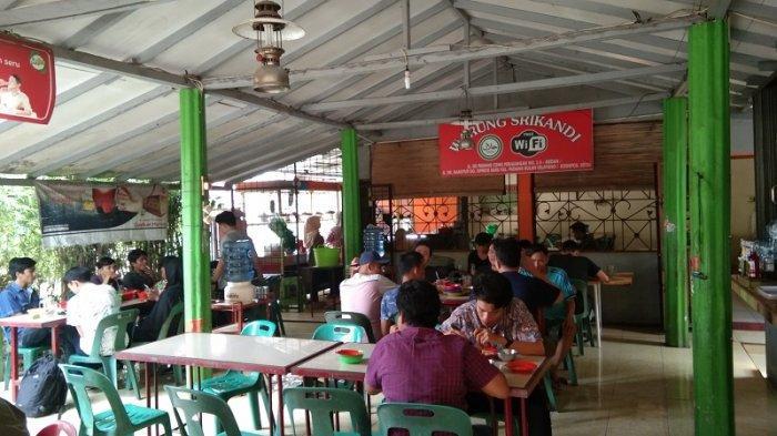 Rumah Makan Srikandi Khas Mandailing, Idola Mahasiswa karena Harganya Termurah di Medan