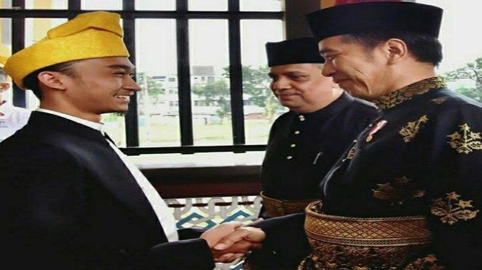 Seripaduka Baginda Tuanku Sultan Mahmud Aria Lamantjiji Perkasa Alam Shah - preiden-republik-indonesia-dan-sultan-deli-xiv.jpg