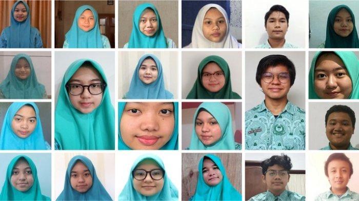 Daftar Nama 22 Siswa SMA YPSA Raih Medali Basic Science Competition 2020 POSI