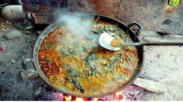 Makanan Khas Suku Karo Yang Unik dan Ekstrim