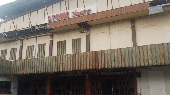 Kisah Bioskop Atoom, Gedung Theatre Pertama di Citeureup Bogor, Begini Kondisinya Sekarang