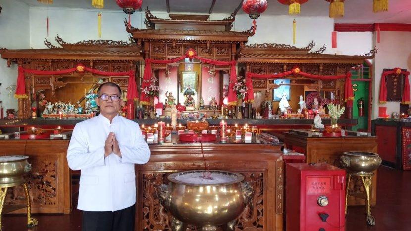 Menengok Vihara Maha Brahma, Klenteng Pan Kho Tertua di Kota Bogor