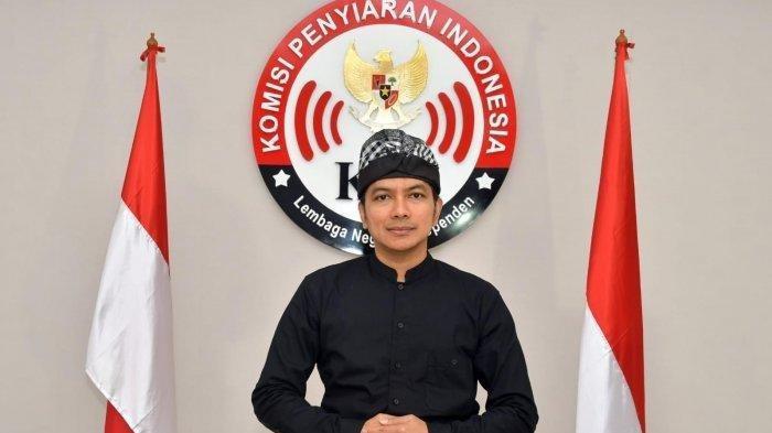 Ketua Komisi Penyiaran Indonesia (KPI), Agung Suprio