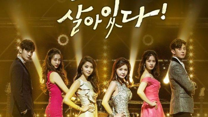 Poster drama Korea Band of Sister
