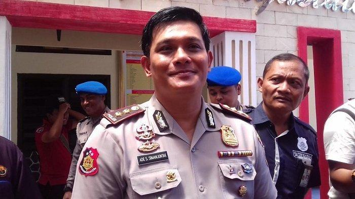 Kapolresta Solo Kombes Pol Ade Safri Simanjuntak
