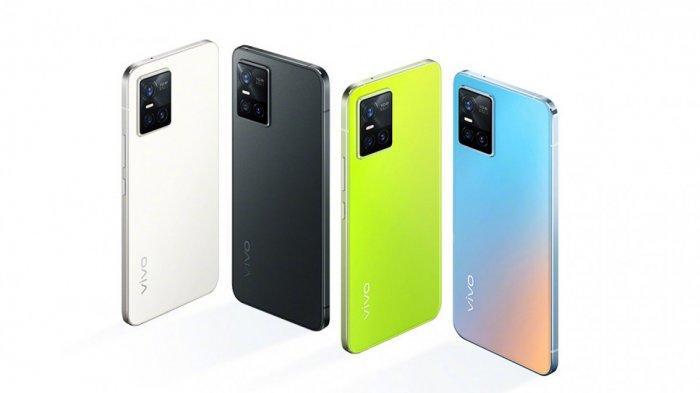 Vivo S10 Pro hadir dalam 4 pilihan warna